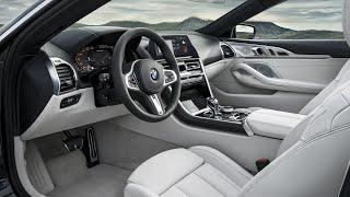 2019 BMW 8 Series Convertible - interior design