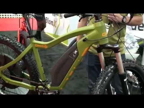 2017 OHM Electric Bikes w New BionX System | Electric Bike Report