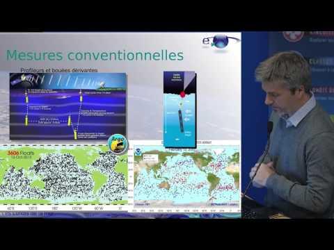 Mesurer les courants marins de surface en analysant les trajectoires des navires