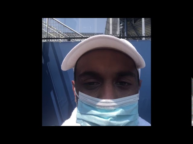 Rajeev Ram - Pro Tennis Player