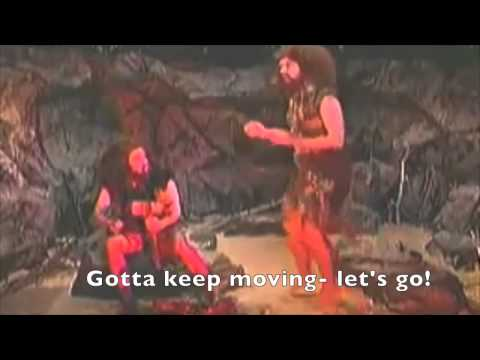 Paleolithic Rap