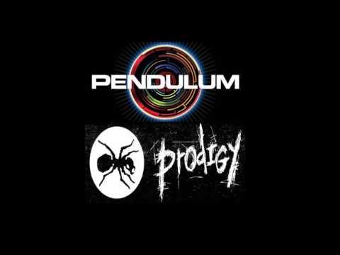 Smack My Tarantula | pendulum & Prodigy Drum & Bass Mix