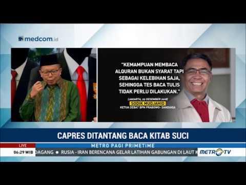 TKN Jokowi-Ma'ruf Hormati Keinginan Dai Aceh