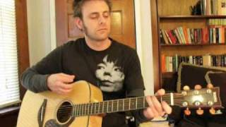 Video All Along the Watchtower - Bob Dylan (guitar lesson for beginners) download MP3, 3GP, MP4, WEBM, AVI, FLV Mei 2018