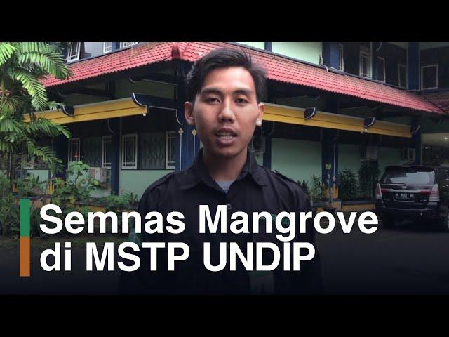 Seminar Nasional Perkembangan Riset Mangrove di Indonesia