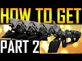 Destiny - HOW TO GET THE SLEEPER SIMULANT! [PART 2]