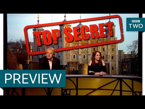 Jerry Springer and Cariad Lloyd unearth Britain's secret tower  QI Series N Episode 12: P