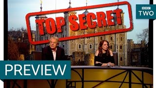 Jerry Springer and Cariad Lloyd unearth Britain's secret tower - QI Series N Episode 12: Preview