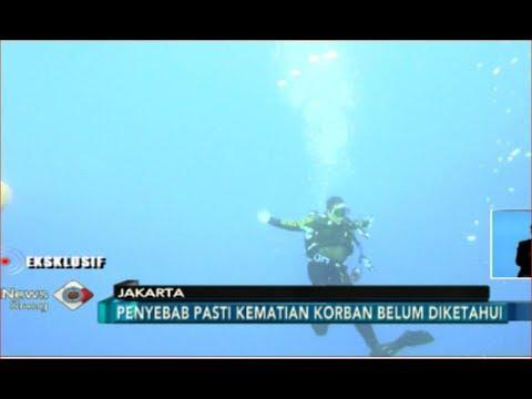 Satu Penyelam Meninggal saat Bantu Evakuasi Lion Air JT 610 - iNews Siang 03/11