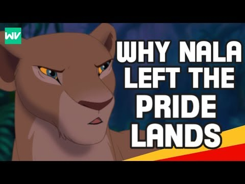 Why Nala Left The Pride Lands (DARK TRUTH) | Discovering The Lion King