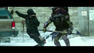 TEENAGE MUTANT NINJA TURTLES   Knock Knock Music Trailer   Thailand