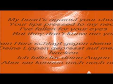 Ed Sheeran-kiss me lyrics, deutsche Übersetzung