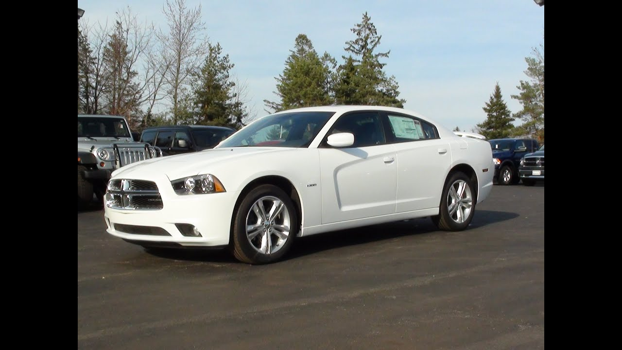 Mvs 2011 Dodge Charger Rt Awd Youtube