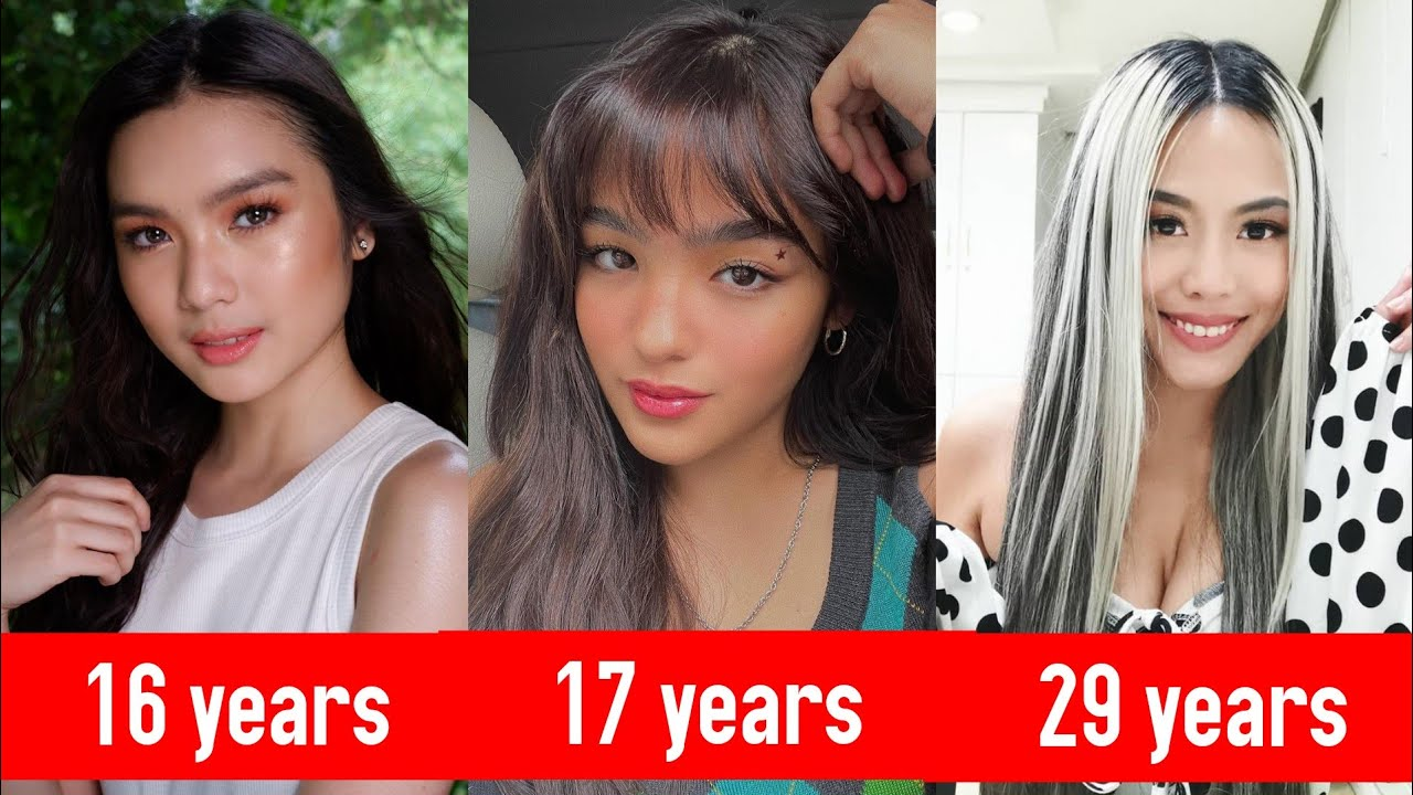 Download The Heiress   Actors Real Ages ( From lowest to highest )   KADENANG GINTO