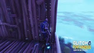 "Fortnite Save the World Go Under the ""MAP"" FONTAINE OF BOIS"