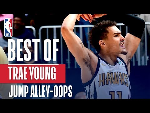 Watch the best Trae Young alley-oops of the year (VIDEO)