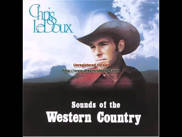 Chris LeDoux - Amarillo by Morning Chords - Chordify