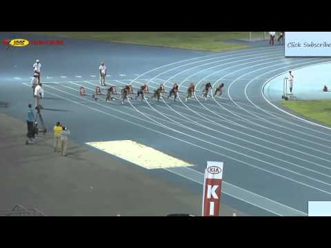 Michele Lee-Ahye Beats Campbell-Brown in Women's 100m at Chris Brown Bahamas Invitational 2016