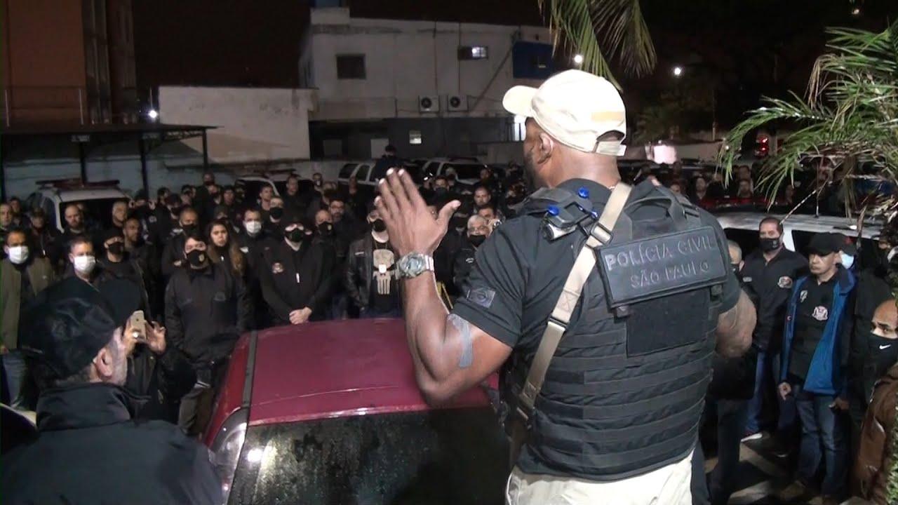 OPERAÇÃO POLICIAL #25: DECAP 8 - PARTE 2- DELEGADO DACUNHA PCSP
