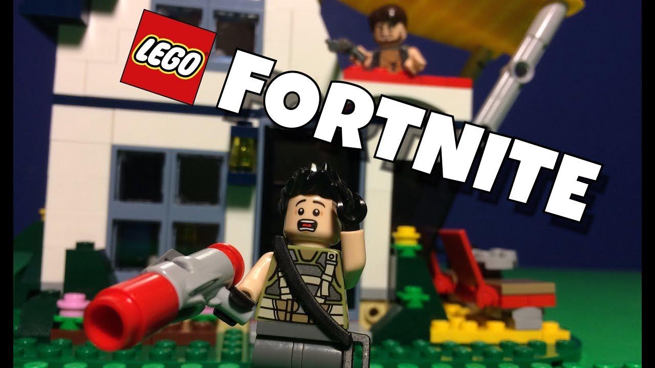 Lego Fortnite Youtube