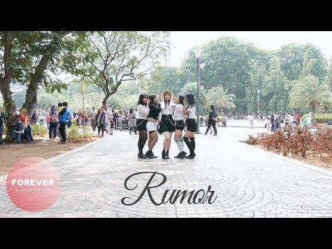 KPOP IN PUBLIC PRODUCE 48 RUMOR DANCE COVER In PUBLIC INDONESIA