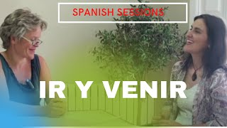 Spanish Lesson - IR y VENIR
