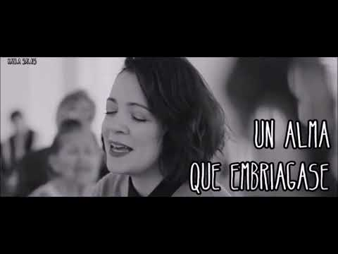 Natalia Lafourcade - Alma Mía (En Manos De Los Macorinos) - Letra / Lyrics