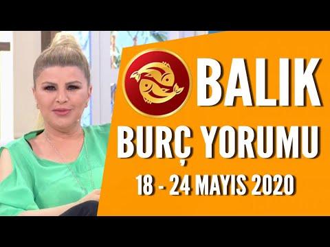 BALIK BURCU   Mükemmel bir hafta olacak!   18 - 24 Mayıs 2020