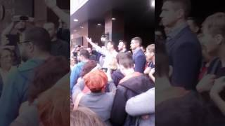 Навальный на открытии штаба в Рязани/БАЙКЕРЫ ПРОТИВ (26.05.2017)