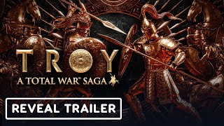 Total War Saga: Troy - Announce Trailer