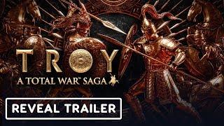 Total War Saga: Troy - Announce Trailer