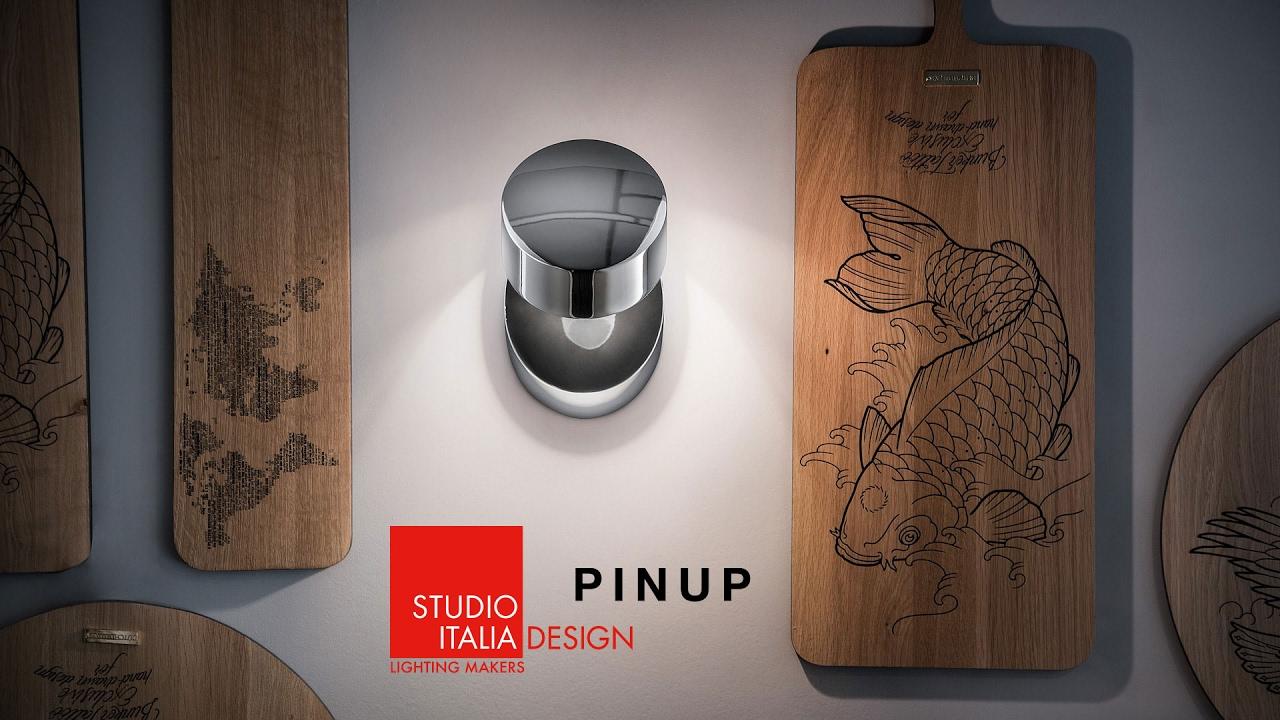 Studio italia design pin up youtube