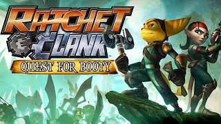 PS3 Longplay [008] Ratchet and Clank: Quest for Booty - Full walkthrough | No commentary