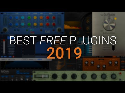 The Best Free Plugins: Mixing + Producing - 2019