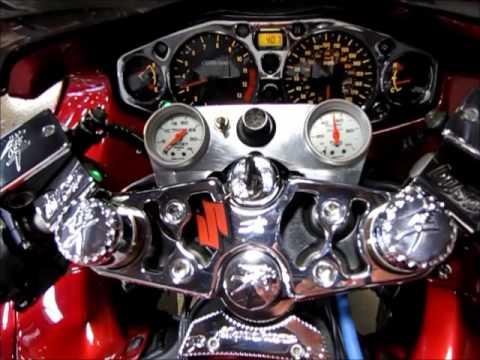 Suzuki Hayabusa Turbo Kit
