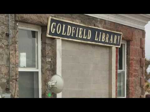 Esmeralda County Goldfield