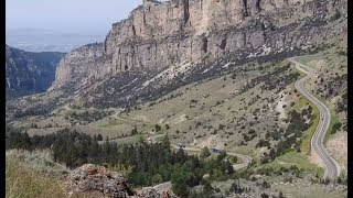 1/2 Switchbacks & Limber Pine in the TenSleep Canyon (Bighorn National Forest / Wyoming)