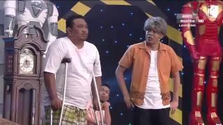 Maharaja Lawak Mega 2013 - Akhir - Tema Muzikal - Sepahtu MP3