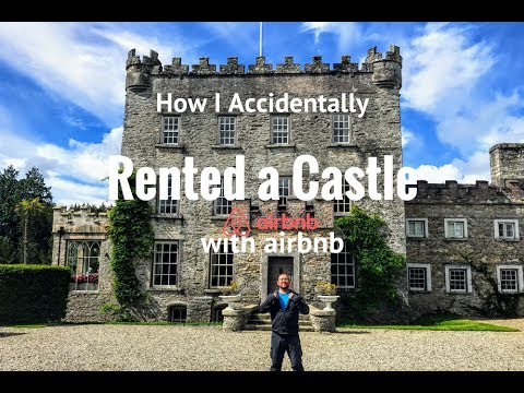 Accidentally Renting A Castle On Airbnb: Huntington Castle In Ireland