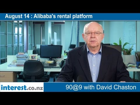 90 seconds @ 9am : Alibaba's rental platform