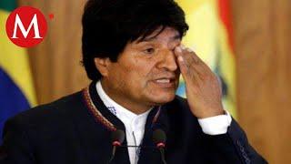 Lo último sobre la renuncia de Evo Morales