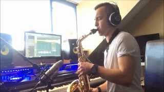 Coldplay - Fix You (Tariq Pijning Saxophone Cover)
