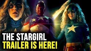 DC Universe's.. No Wait! The CW's Stargirl?! - Stargirl Official Trailer Breakdown