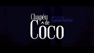 capa de Chapéu de Côco de Eugénia Martins