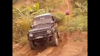Off-road Hambalang Sentul Suzuki Jimny Episode 1