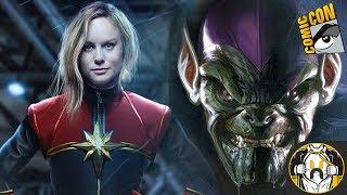 Captain Marvel Villain Will be the Skrulls & Setting Revealed