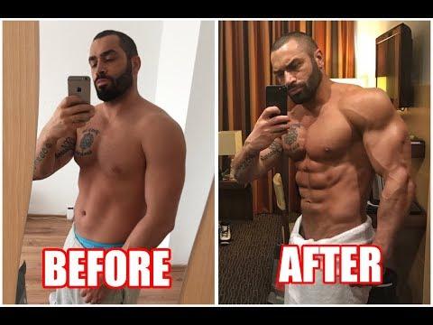 Lazar Angelov - Comeback Transformation After 4 Surgeries (Short Version)