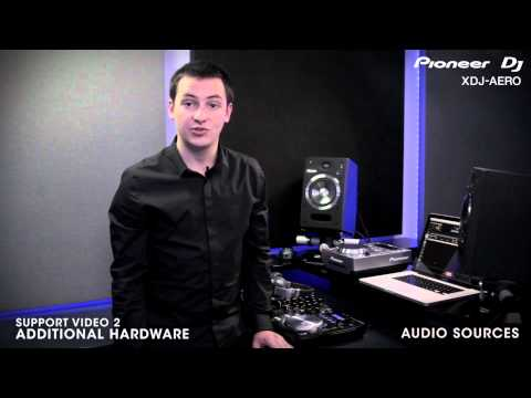 XDJ-Aero Additional Hardware Tutorial
