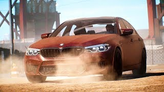 Need for Speed Payback - GamesCom 2017 Trailer 4K @ 2160p ✔