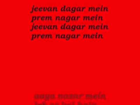 Mitwa - Mere Man Yeh Bata Day To With Lyrics By Team-4Teach.com.flv